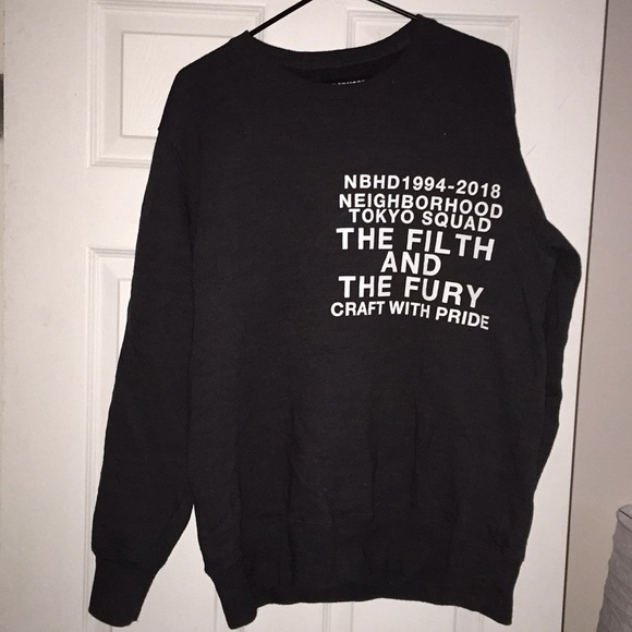 neighborhood Other - Neighborhood sweatshirt